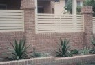 South Gladstone Brick fencing 12