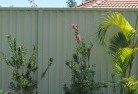 South Gladstone Corrugated fencing 1