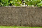 South Gladstone Thatched fencing 4